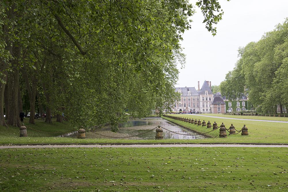 Château de Courances - 6718
