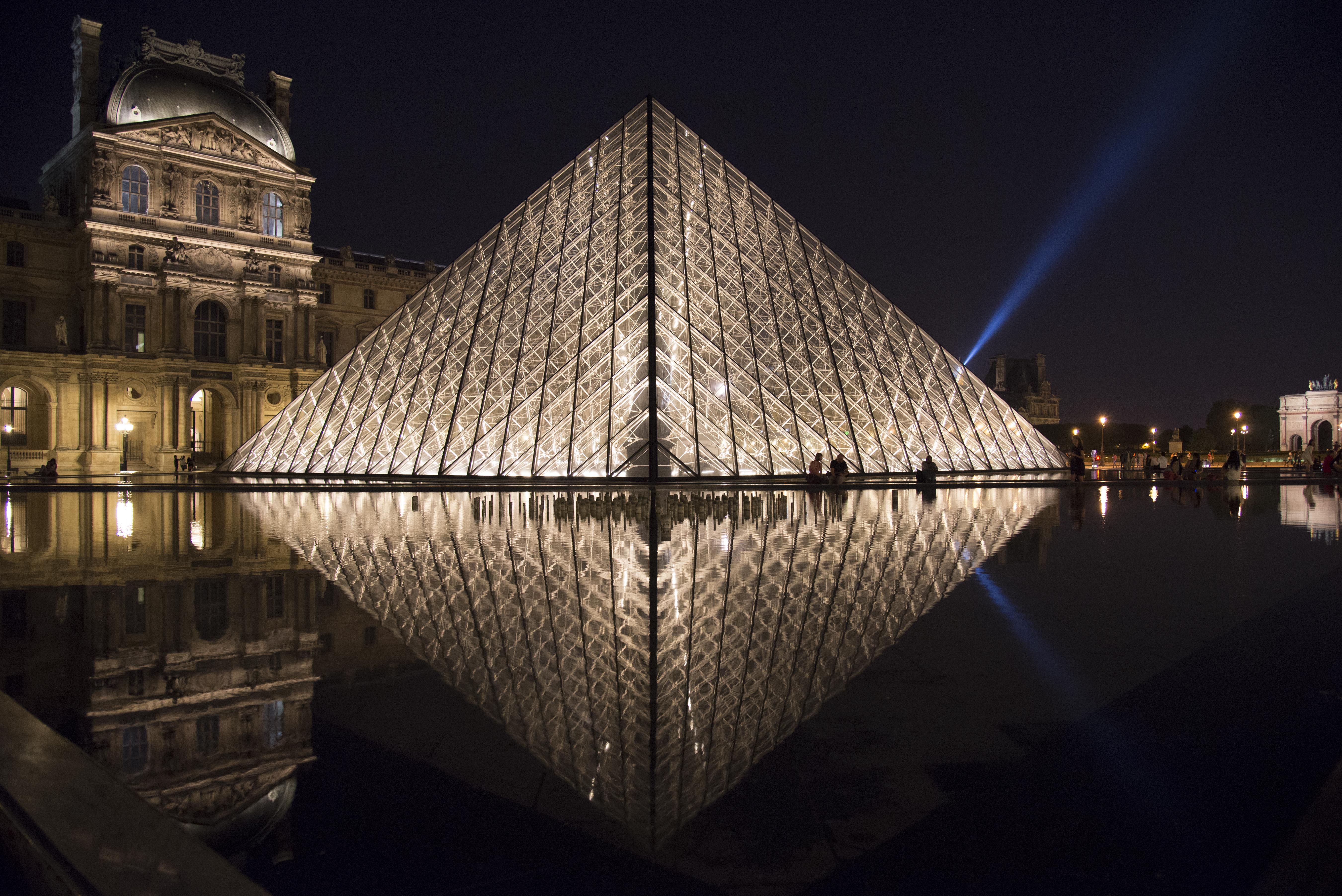 Night Lights - Paris - 9682