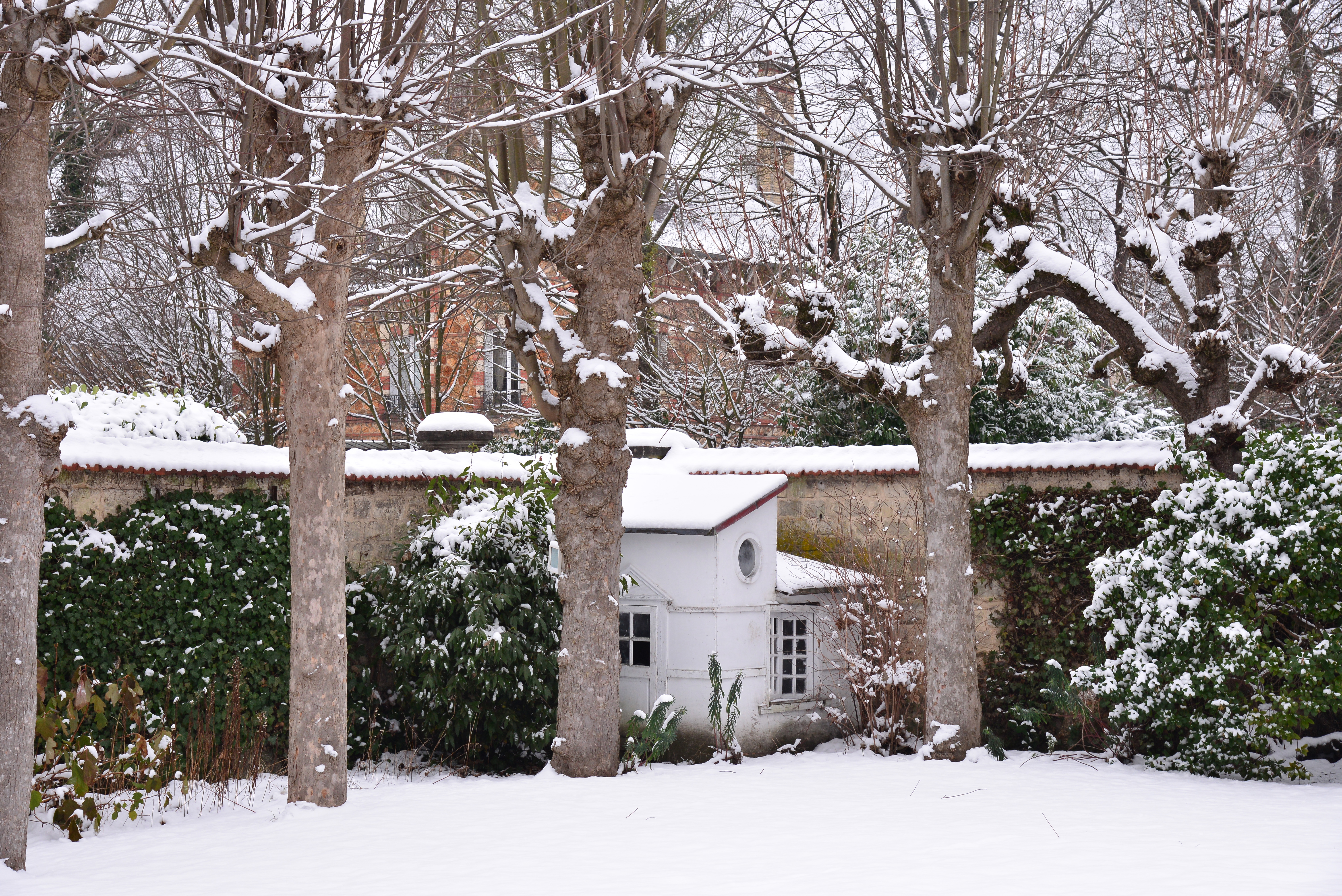 Snow Home - St Germain en Laye - 1488